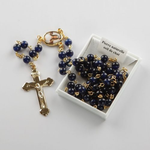 rosary-navy-blue-gold-coloured