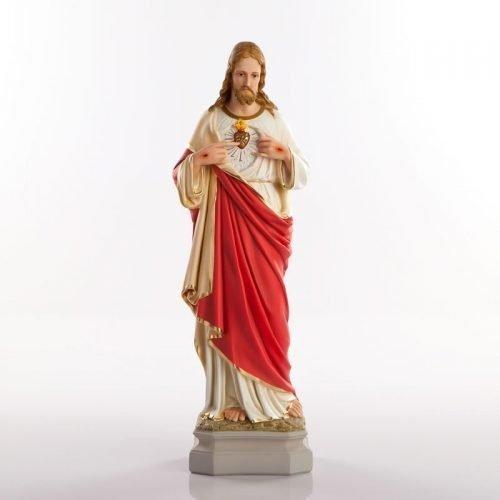 Statue Sacré Coeur