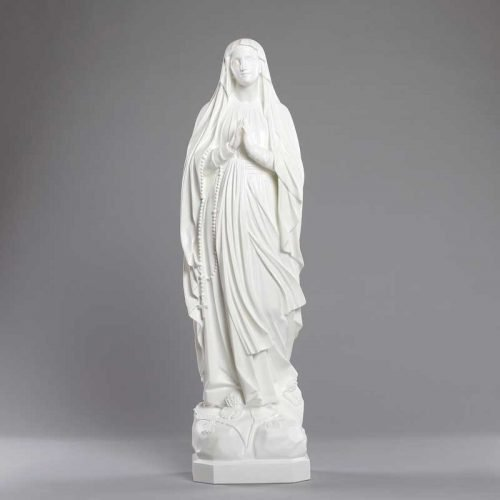 Notre Dame de Lourdes extérieur