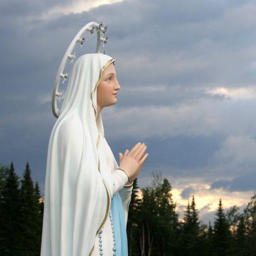Notre-Dame de Lourdes extérieur