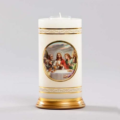 celestial candle-the last supper
