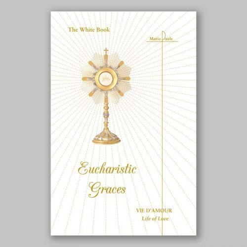 white book-eucharistic graces