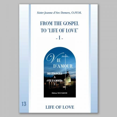 from the gospel to life of love 1-13