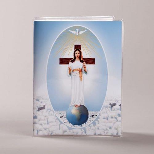 couvre prions en église dame 1a