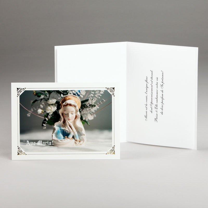 carte mariale ave maria