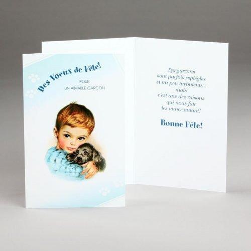 carte anniversaire-pour un garçon