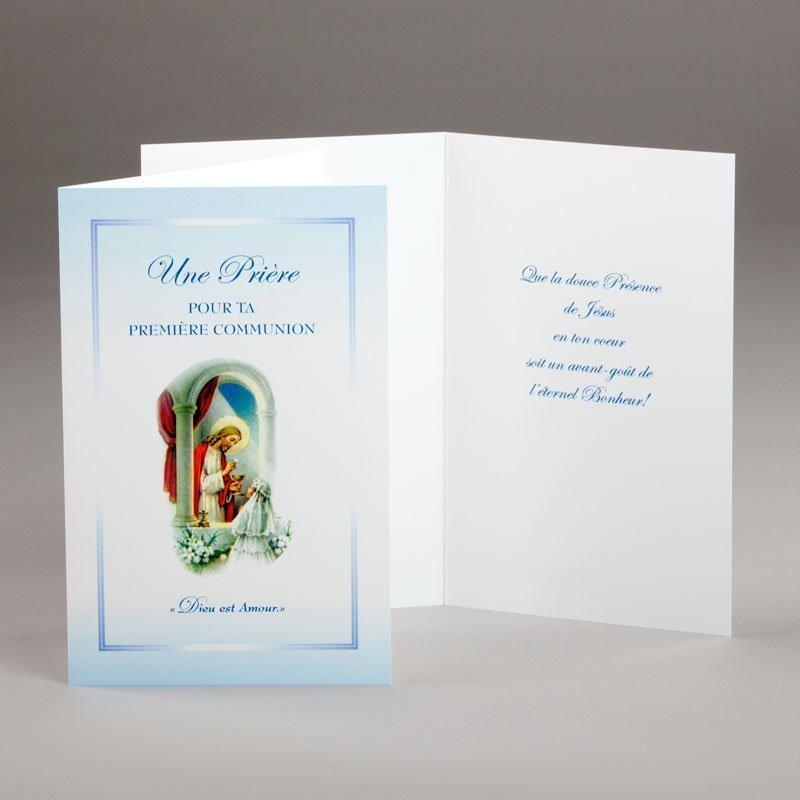 carte communion-filles-dieu est amour
