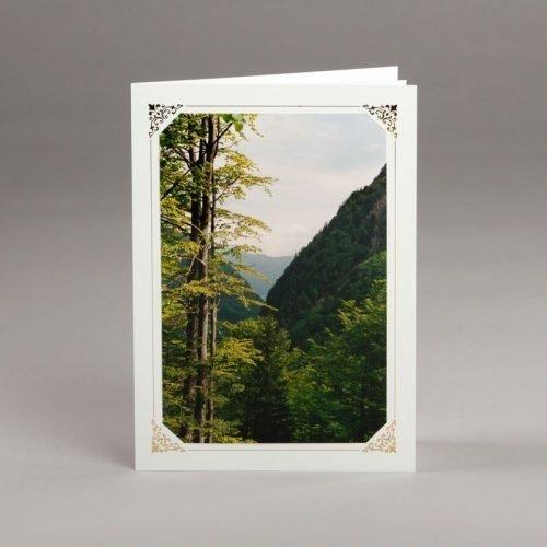carte photos assorties-montagnes d'autriche