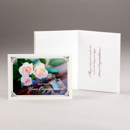 engagement card-for your engagement
