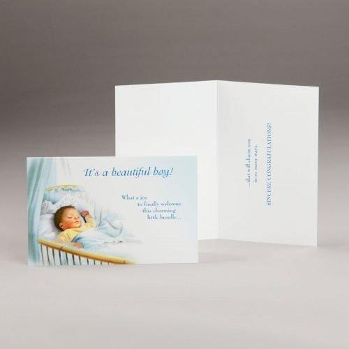 baby card-it's a boy