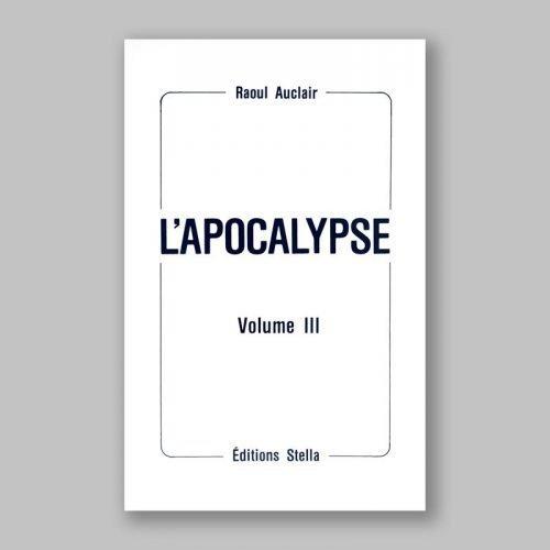 l'apocalypse 3