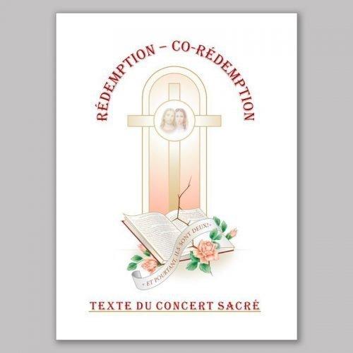 texte concert rédemption-co-rédemption