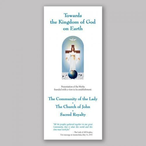 pamphlet towards the kingdom