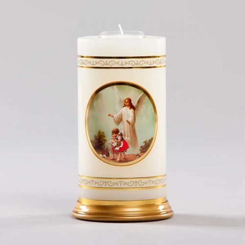 celestial candle-guardian angel 2