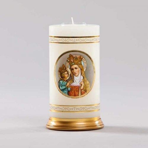 chandelle céleste-sainte anne