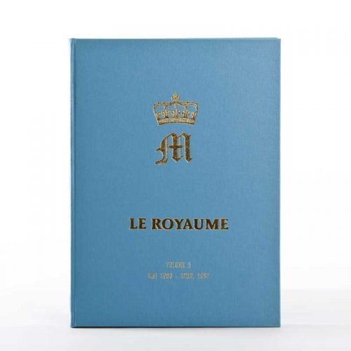 journal le royaume-reliure 5