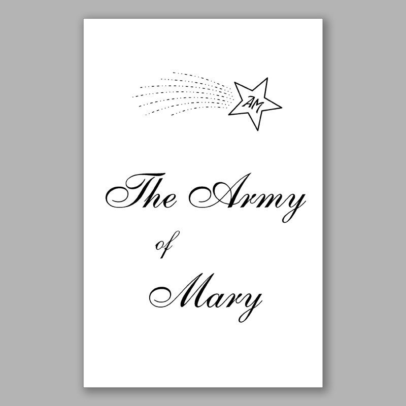 manual of the army of mary