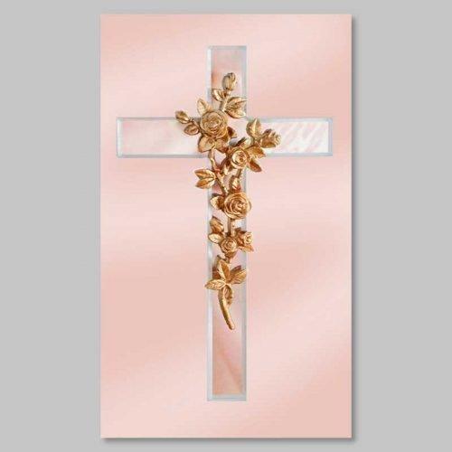 image - la croix fleurie