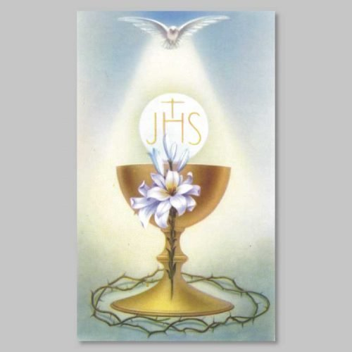image - acte d'amour à l'eucharistie