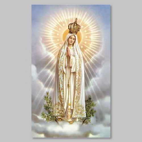 holy picture - our lady of fatima