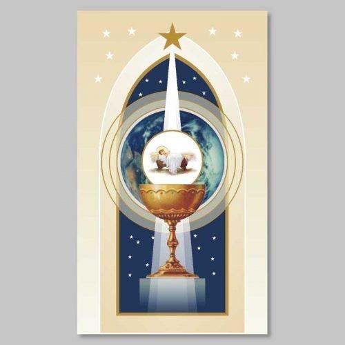 image - l'enfant jésus eucharistie