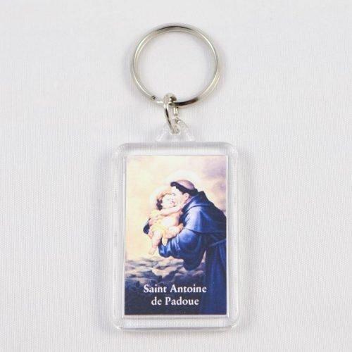 porte-clefs - saint antoine de padoue