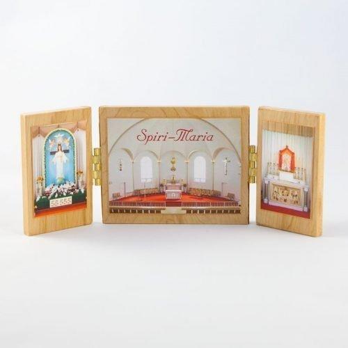 spiri-maria triptych