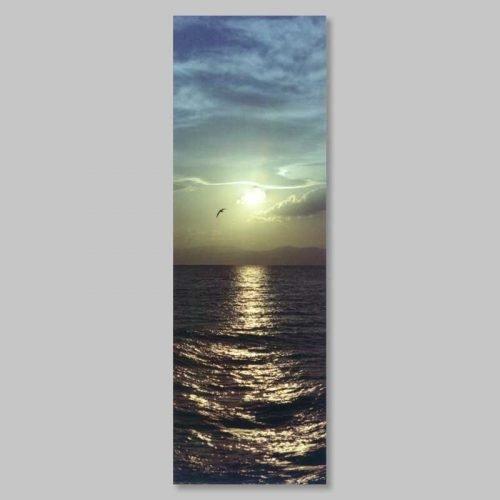 bookmark aegean sea - greece