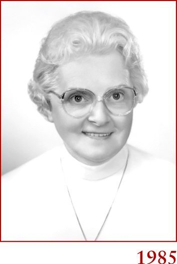 Marie-Paule en 1984