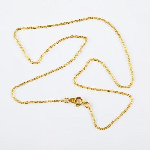 chaîne dorée - 18 pouces