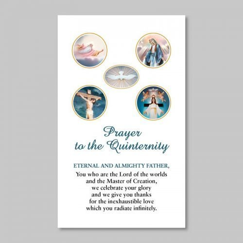 prayer to the quinternity
