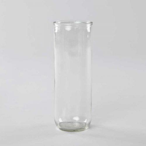 verre à lampion 5 jours - transparent