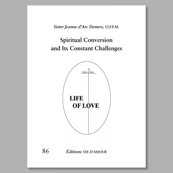 spiritual conversion and its constant challenges - 86