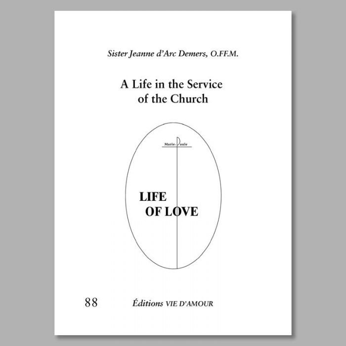 a life in the service of the church - 88
