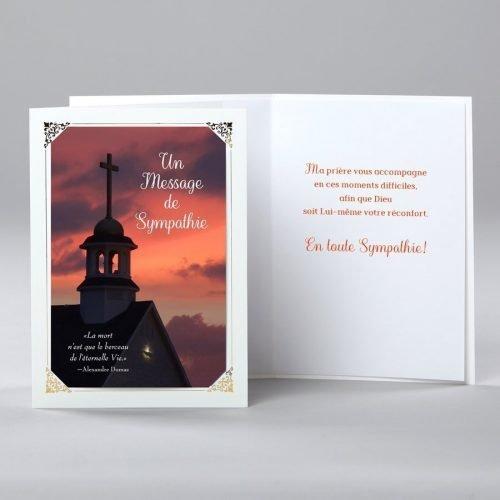 carte sympathies - l'éternelle vie