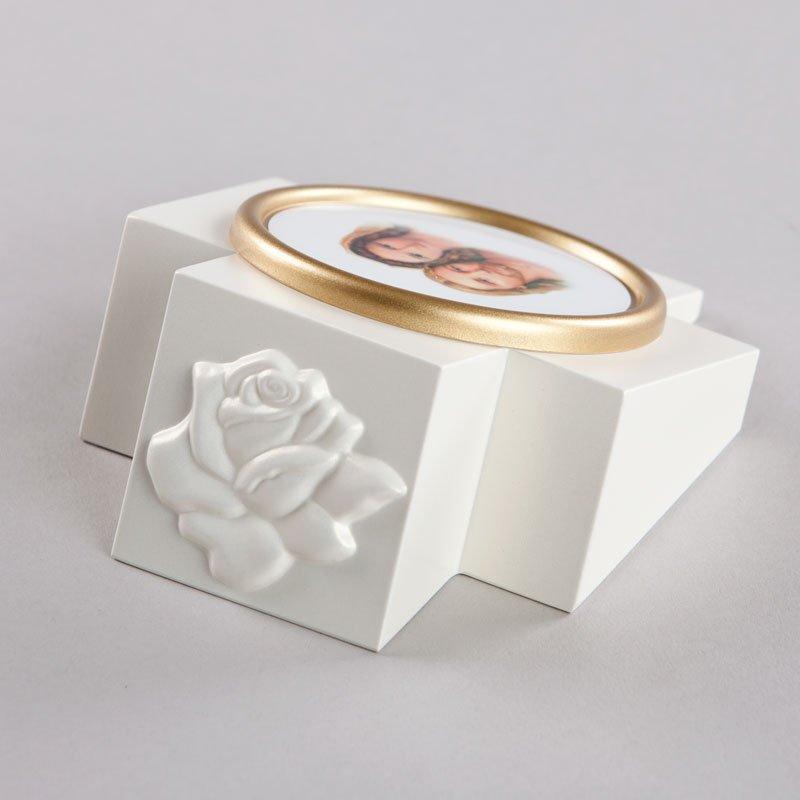 symbole eucharistique du royaume - rose